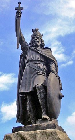 Statue of Alfred the Great, Winchester